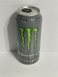 Monster Energy Drink Unleaded 16oz Can Rate Sku 1014 Some Scratches