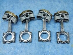 Pistons And Rods 2011 Yamaha Yzfr6 Yzf R6 11