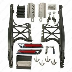 One Touch Hardware Latch Kit For 2014-2021 Harley Davidson Touring Saddlebags