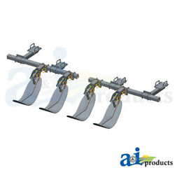 Compatible With John Deere 4 Row Complete Kit Str4497c 1290, 1291, 843, 893