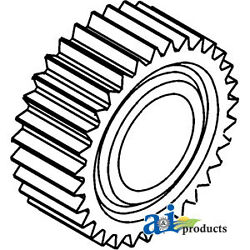 Compatible With John Deere Plantary Gear R65635 8430 Model Year 1974-1981 Front