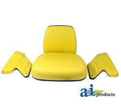 Compatible With John Deere Seat Cushion Set Ty15834 4960,4955,4850,4840,4760,475