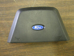 Nos 1984 1985 1986 Ford Ltd Crown Victoria Steering Wheel Pad Taurus Black