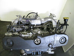 99 00 01 02 03 Subaru Forester Engine Oem 2.5l Automatic Pick Up Only Ej25