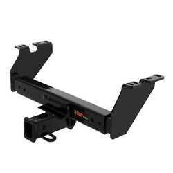 Curt Class 3 Multi-fit Trailer Tow Hitch 13900 With 2 Receiver / Universal Fit