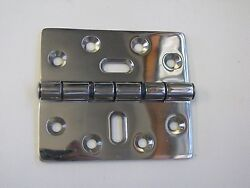 205225 Sea-dog Line Stainless Heavy Duty Hinge Top Pin Adjustment Slots 132-2439