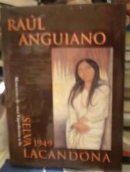 Raul Anguiano Hand Signed Inscribed. Mexican Muralist Art Mens Womens Boys Girl