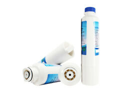 4x Water Filter For Samsung Rf260beaesr,rs261mdrs,rf261beaesr,rfg297hdrs