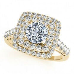 1.50 Ct G Vs2 White Diamond Solitaire Beautiful Wedding Ring Gorgeous Best Deal