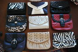 GRACE ADELE CLUTCHES $25.00