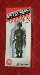 zylmex metal man sergeant silver in box