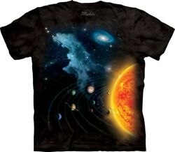 New The Mountain Solar System T Shirt $18.70
