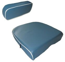 41328 Fits New Holland Seat Cushion And Back Rest Kit For Dexta - Pack Of 1