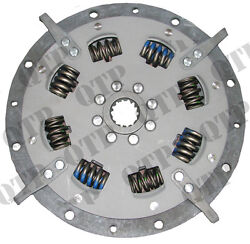41863 Fits New Holland Clutch Damper Ford Tm 130 - 155 - Pack Of 1