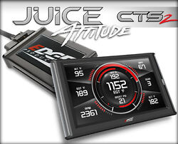 Edge Products Juice With Attitude Cts2 01-02 For Dodge Ram Cummins 5.9l Diesel