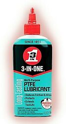 3-in-one 100 Ptfe Lubricant High Temperature Lube Oil Three In 1 120032