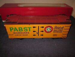 lgb 4074 g scale gauge pabst beer