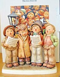 Hummel Figurine Harmony In Four Parts Hum 471 Century Collection Mib 2500