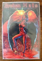 Broken Halo Is There Nothing Sacred Issue 1 Nm+ Comic-books-vintage-old-vtg