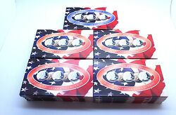 1999-2003 Mint Edition State Quarter Collection Coin Set Total 20 Boxes