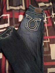 Womens Bootcut Big Star Jeans Size 27