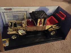 gold the munsters koach autograph george