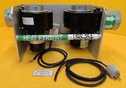 View Engineering Heat Exhaust Unit 1nb412s77 8100 3-d Scanning Used Working