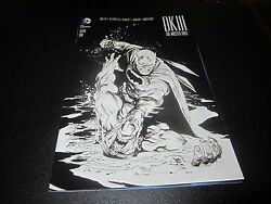 Dk Iii The Master Race 1 Fried Pie Sketch Variant Rare