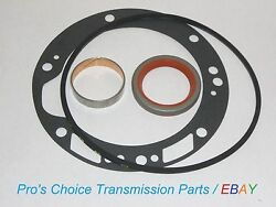 Front Pump Reseal Kit With Bushing--fits All 1964 To 1967 Ford C4 Transmissions