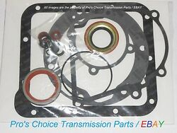 Completeexternal Seal Reseal Kit---fits All 1964-1967 Ford C4 Transmissions
