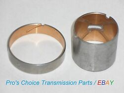 Pump Body And Tail Housing---bronze Coated Bushings---fits C4 And C5 Transmissions