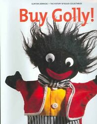 new buy golly the history of the golliwog