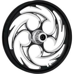 Rc Components Savage Eclipse 23x3.75 Front Wheel Dual Disc 23375-9031a-85e