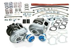 Tomei Arms Turbo Charger Kit For Nissan Gt-r Rb26dett Mx7655 Rb26 Tb401a-ns05a