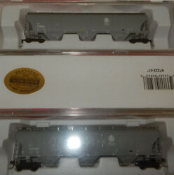 3 x fox valley n scale illinois central 3
