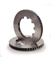 Ap Racing Rear J-hook Replacement Rotors For Nissan 2009-2014 R35 Gt-r