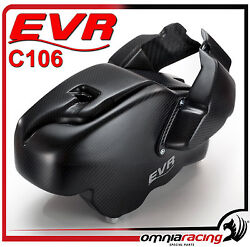 Kit Air Box Evr C106 Race Inlet + Air Filter Ducati Streetfighter 848