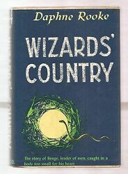 Wizards' Country By Daphne Rooke 1957 First Edition W/d 1st Print Zulu Warriors