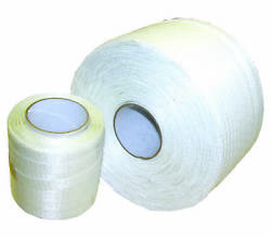 Boat Marine Shrink Wrap Packing Woven Cord Poly Strapping3/4x2100and039