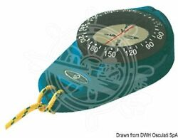 Riviera Orion Boat Marine Portable Compass 1 7/8 Blue For Surfing Small Boats
