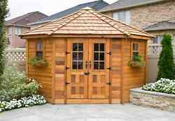 Outdoor Living Today 9X9 Penthouse Garden Shed [PEN99]