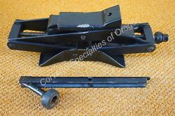 Original 1969 Corvette Jack And Handle Lug Nut Wrench Dated 8 69