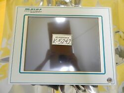 Bandr Automation 5pc720.1505-k16 15 Industrial Panel Pc Used Working