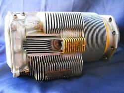 One 1 Lycoming Overhauled 71175 Cylinder Assembly W/8130 Steel Bore P020