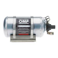 Omp Platinum Collection Ultralight Electrical Fire Extinguisher System/kit Race