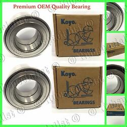 Front Wheel Hub Bearing For Toyota Tacoma 4wd New Fast Receive With Oem Bearing