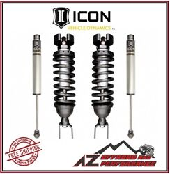 Icon .75-2.5 Suspension System Stage 1 For 2009-2020 Dodge Ram 1500 4wd