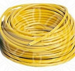 Osculati 50m Roll of Sea Water Resistant Tripolar Yellow Power Cable 32A 220V