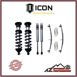 Icon Vehicle Dynamics 0-3 Stage 2 Suspension System For 2000-2006 Toyota Tundra