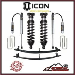 Icon 0-3 Stage 2 Suspension System For 1996-2004 Toyota Tacoma